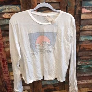 New PacSun Soft PS LA Long sleeve shirt 👚 large